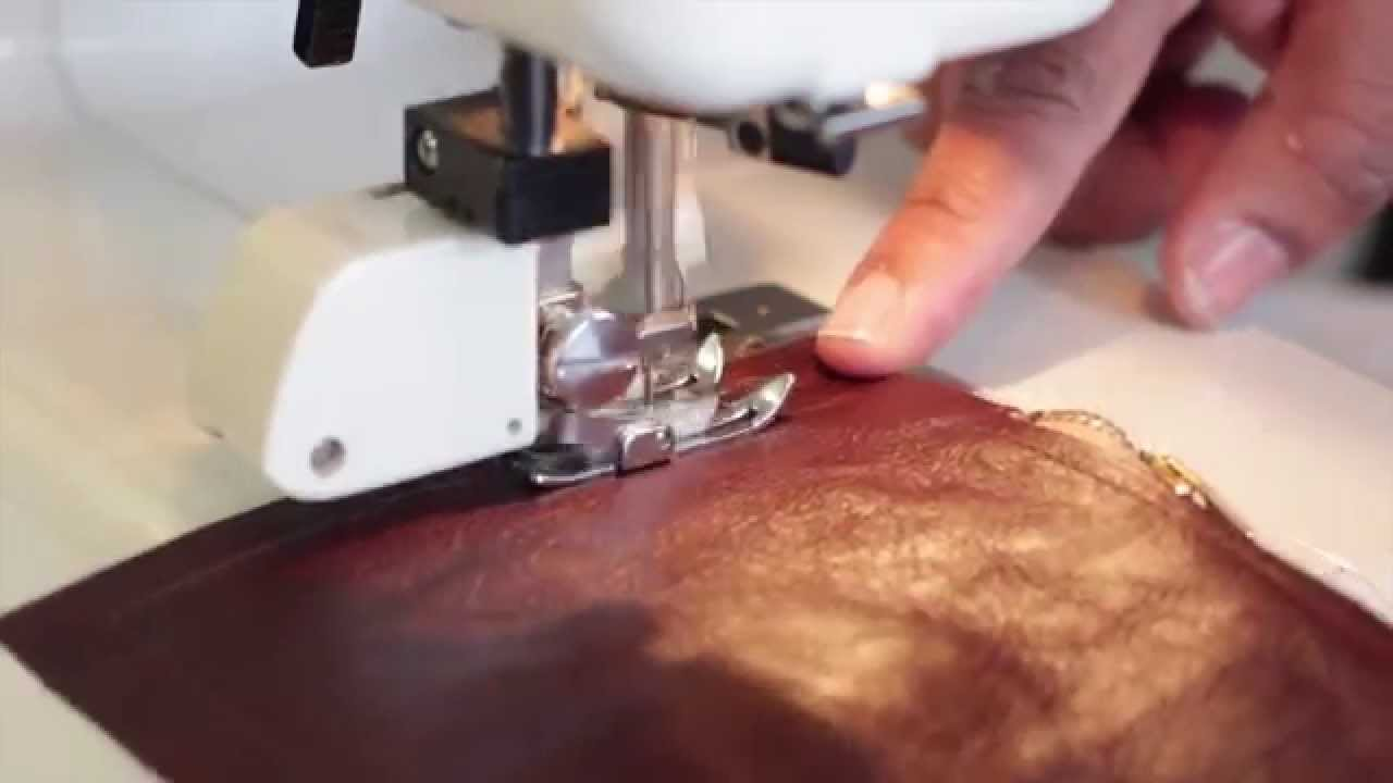Best Sewing Machine For Leather Shoes