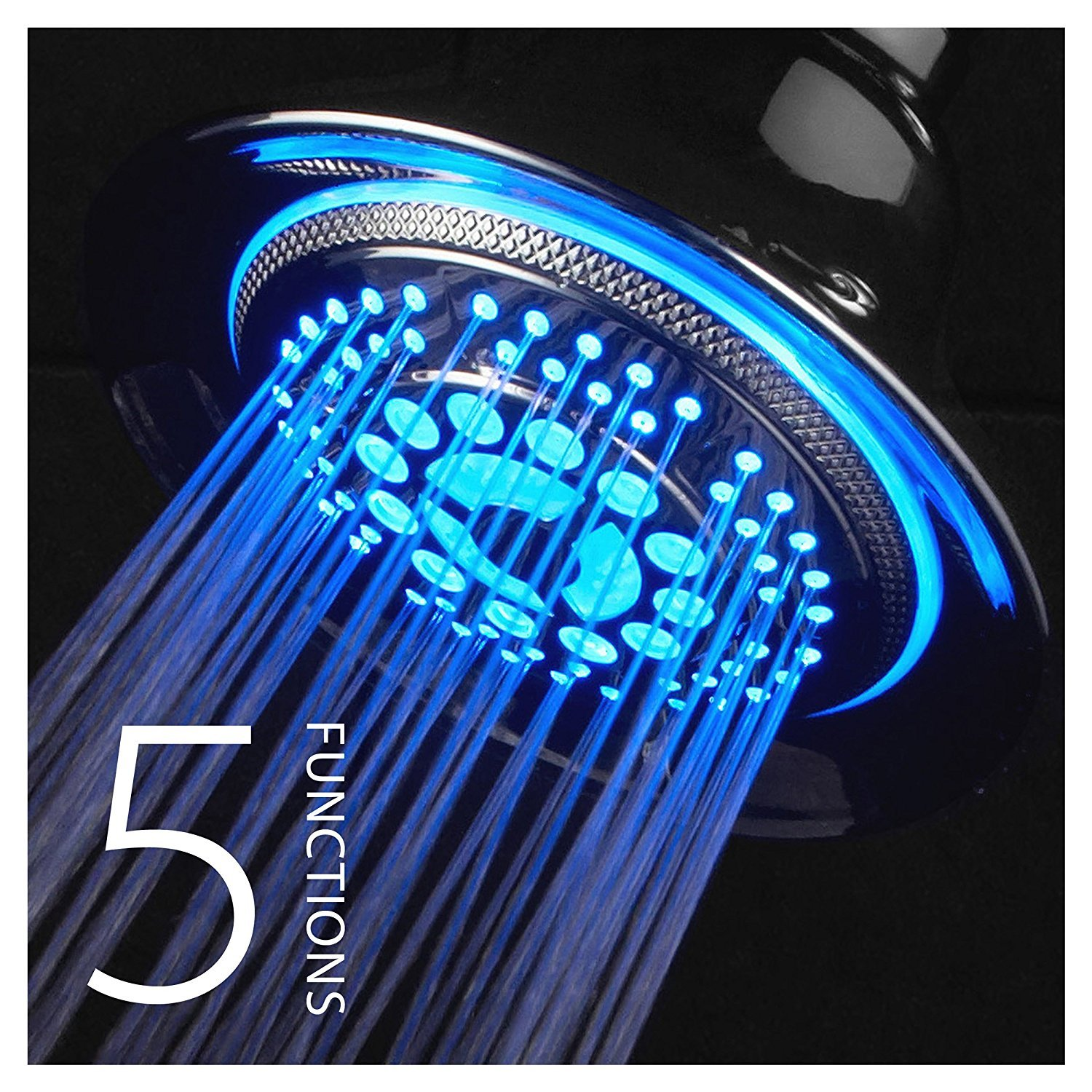 5 Best LED Shower Heads of 2017 – Review and Buyer\'s Guide - The ...