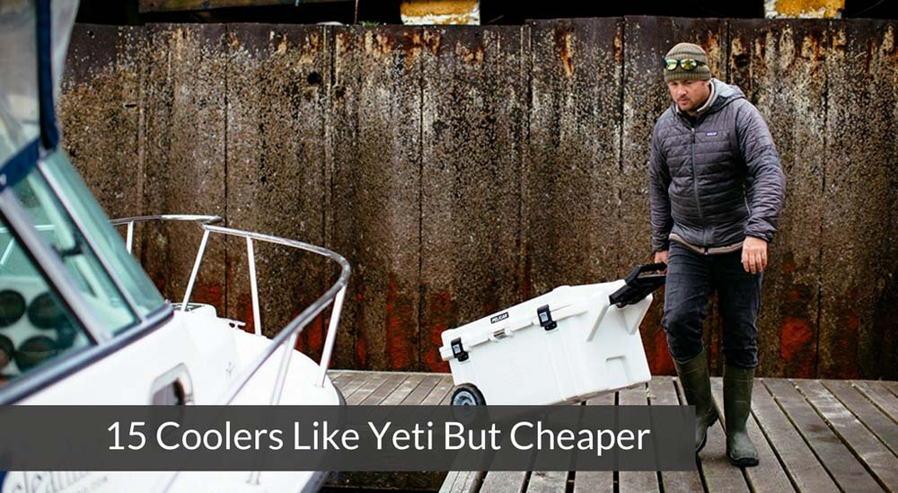 15 Coolers Like Yeti But Cheaper