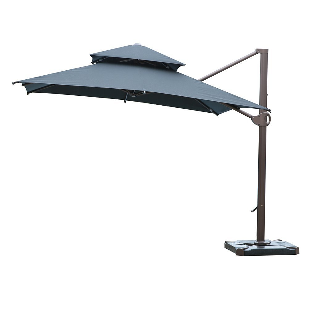 Cantilever Hanging Umbrella Sun