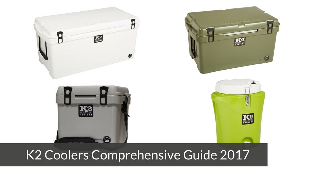 K2 Coolers Comprehensive Guide 2017