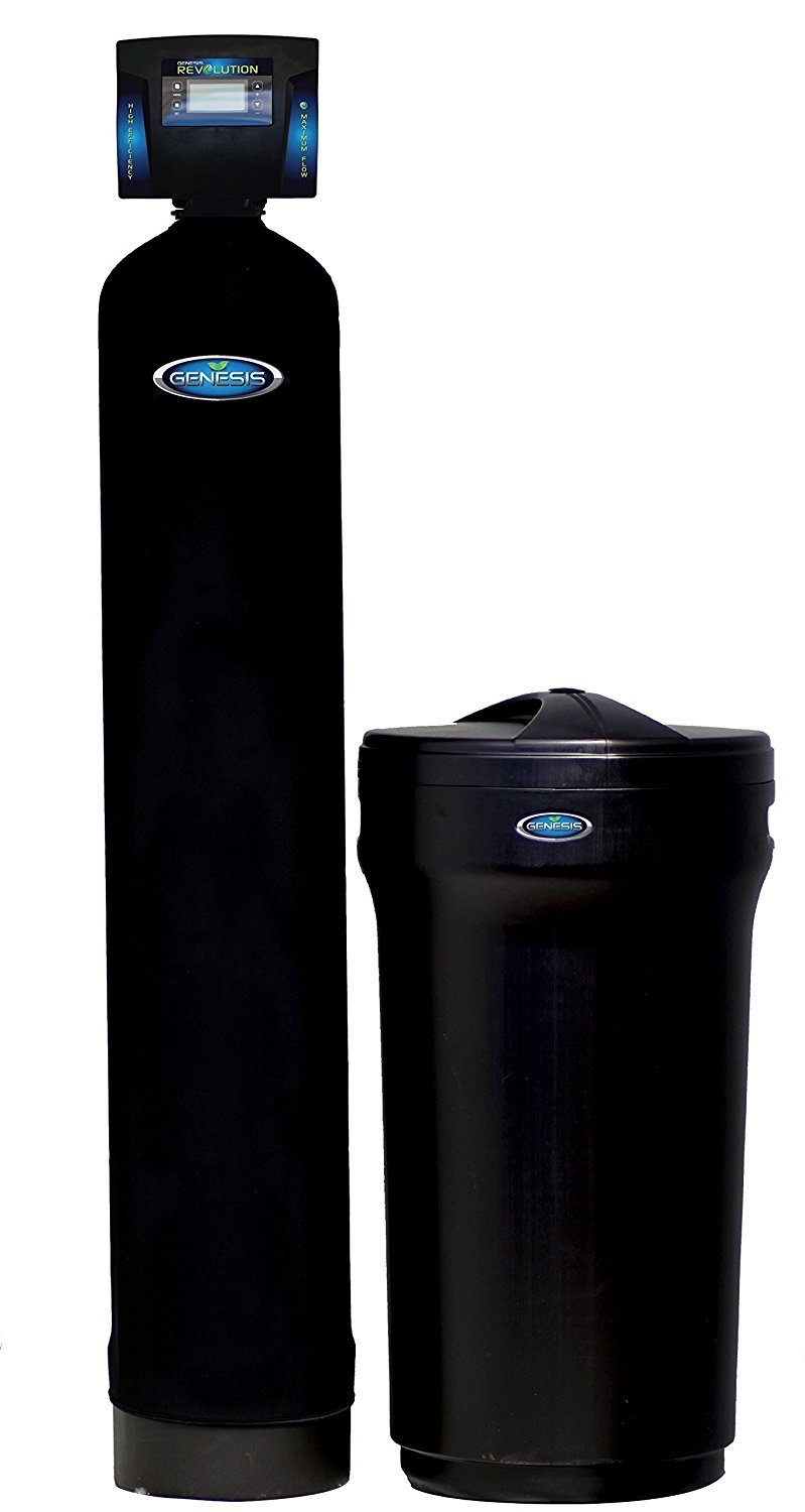Revolution water softeners