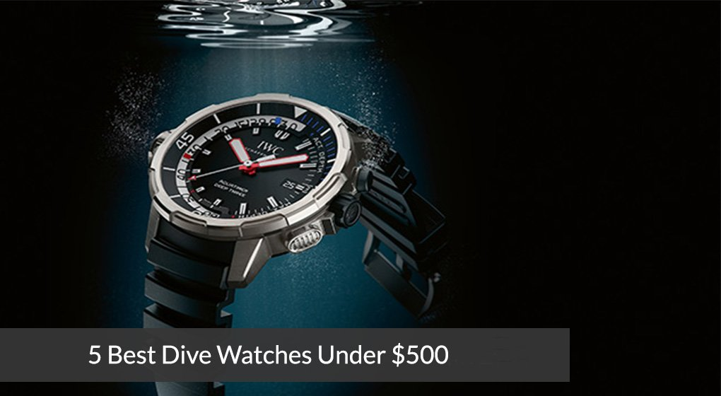 5 Best Dive Watches