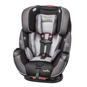 Evenflo Symphony DLX All-In-One Convertible Car Seat