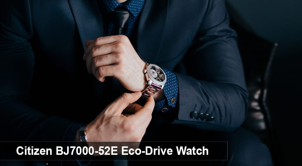 Citizen BJ7000-52E Eco-Drive Watch