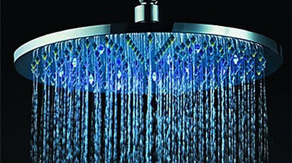 5 Best LED Shower Heads of 2018- Review and Buyer\'s Guide - The ...