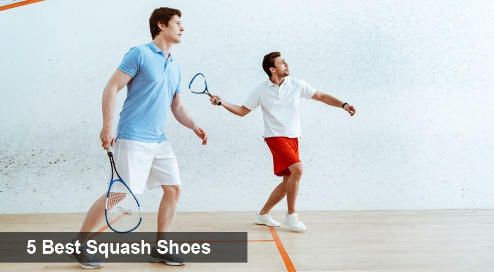 5 Best Squash Shoes