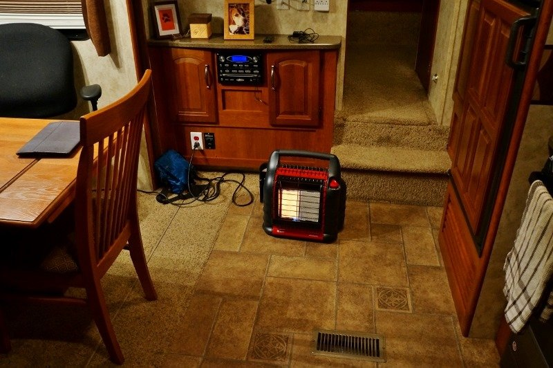 Mr. Heater F274830 MH18B Indoor Propane Heater Review