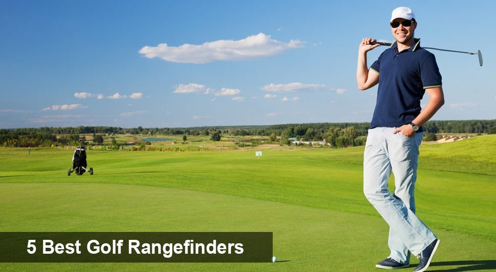 5 Best Golf Rangefinders