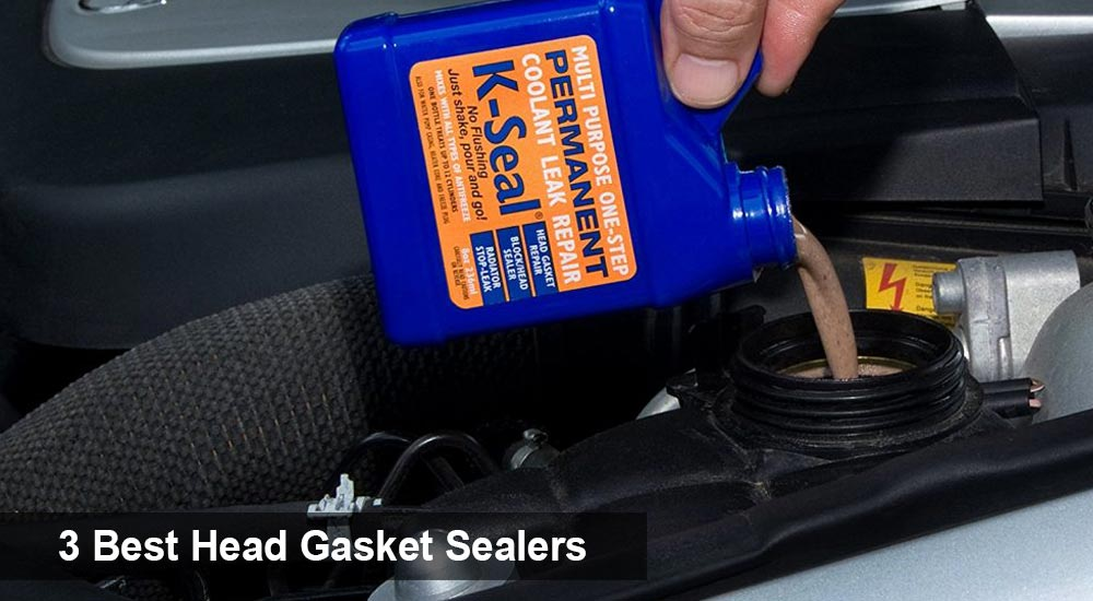 3 Best Head Gasket Sealers of 2019 – Editors Pick - The