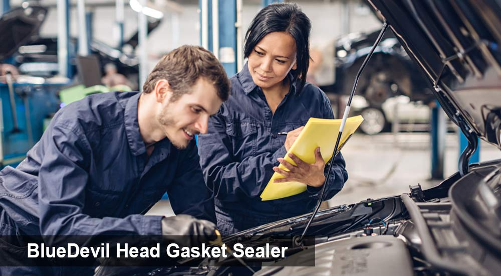 BlueDevil Head Gasket Sealer Review - The Smartest Buyer