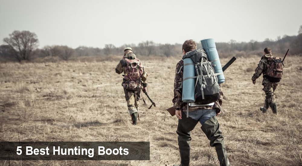5 Best Hunting Boots