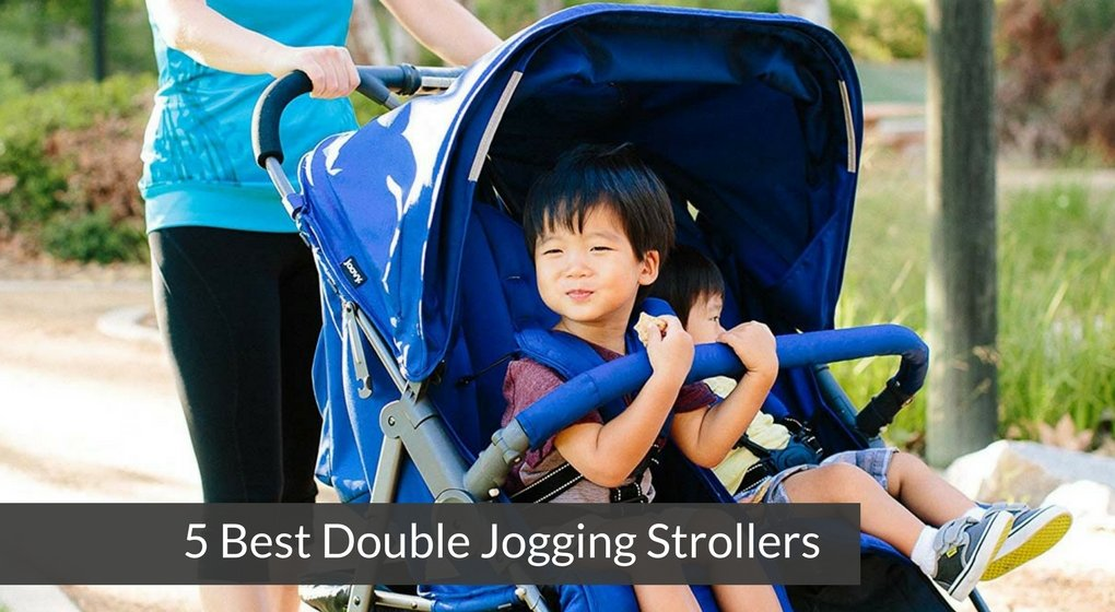 5 Best Double Jogging Strollers