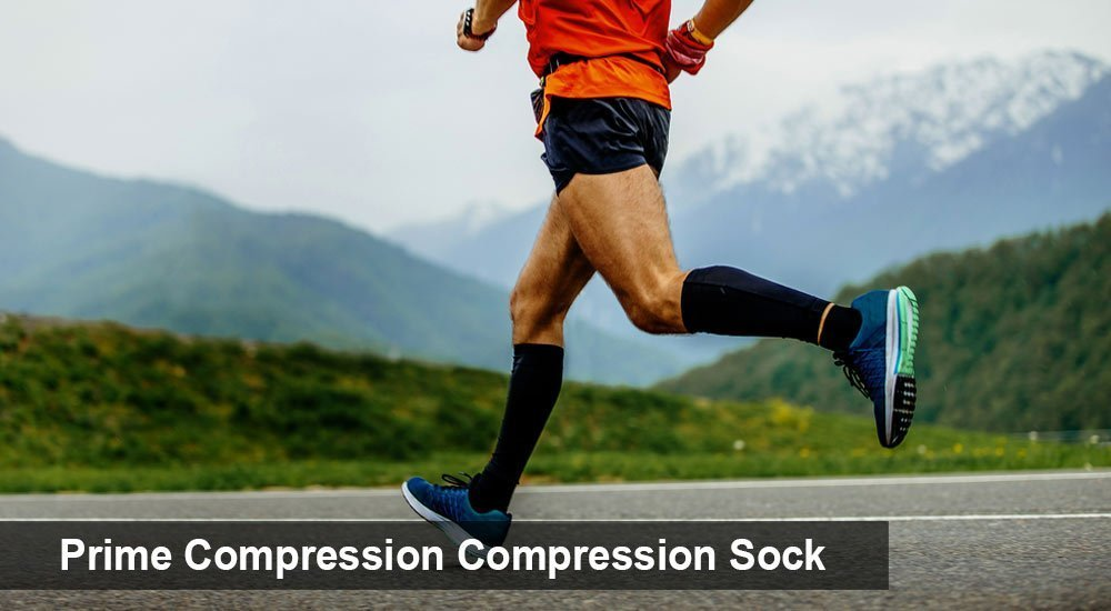 Prime Compression Compression Sock