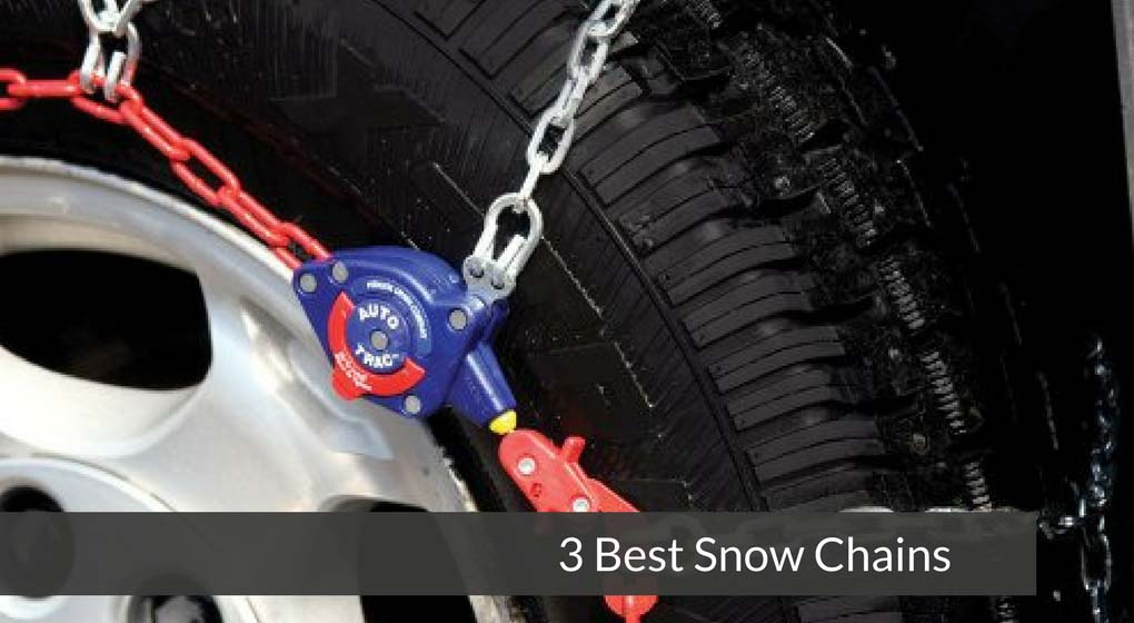 3 Best Snow Chains