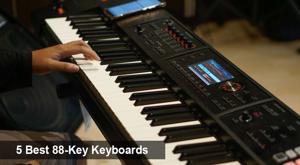 5 Best 88-Key Keyboards