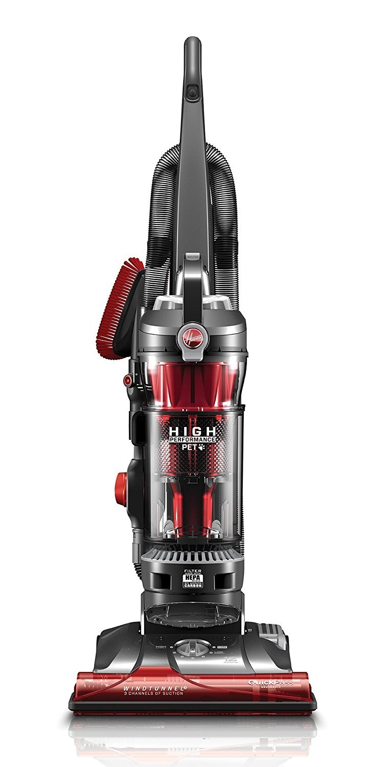 Hoover WindTunnel 3 High Performance Pet Bag-less Upright Vacuum