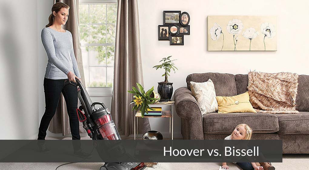 Hoover vs. Bissell