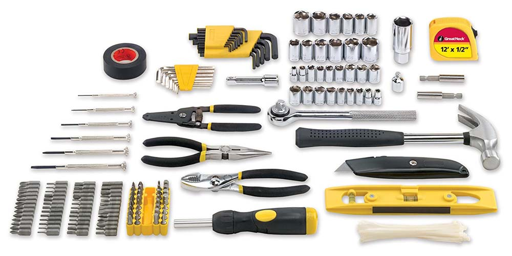 Crescent CTK170CMP2 170-Piece Toolkit