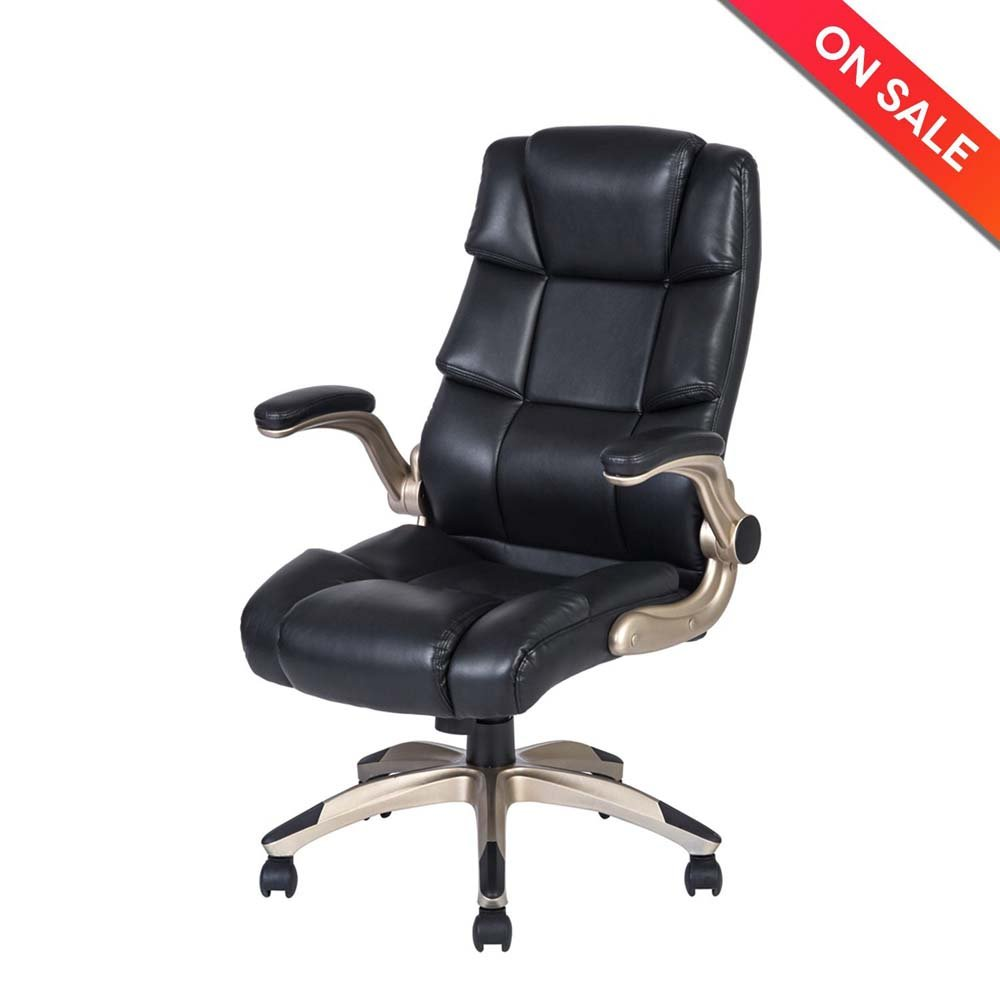 LCH High Back Leather Office Chair