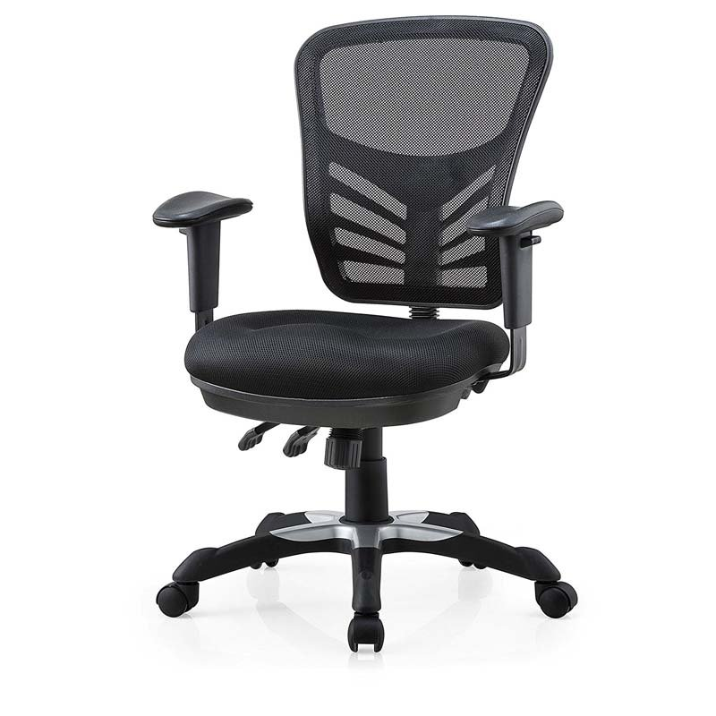 Poly and Bark Brighton Office Chair in Mesh