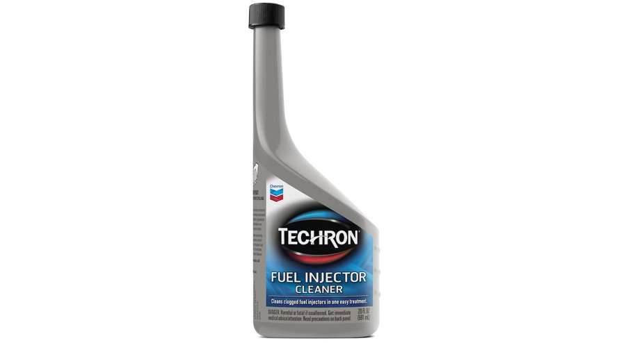 Chevron Techron Fuel Injector Cleaner (20 ounce)