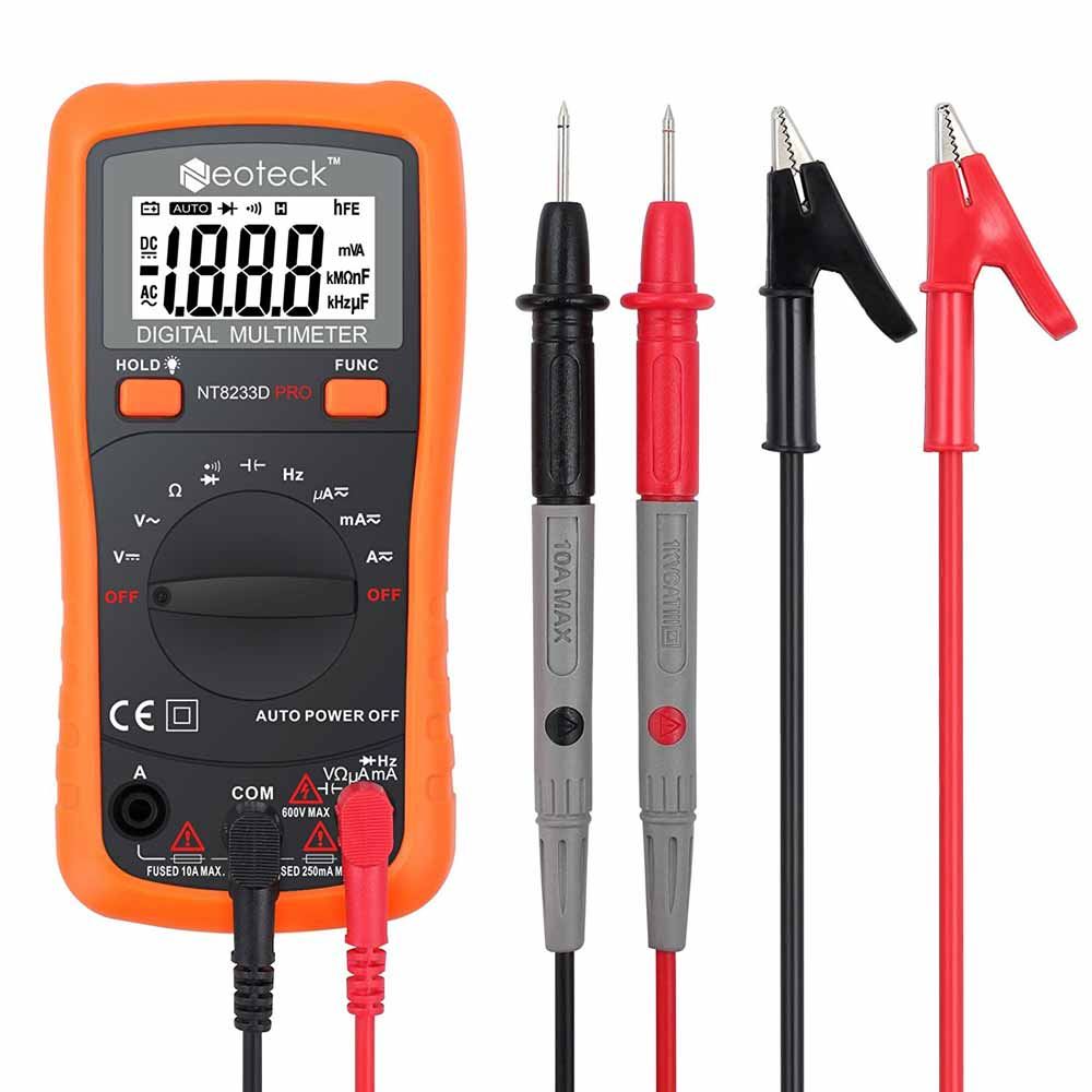 Neoteck Pocket Digital Multimeter