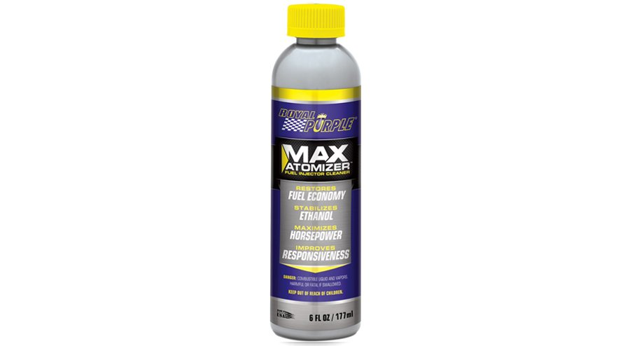 Royal Purple 18000 Max Atomizer Fuel Injector Cleaner (6 ounce)