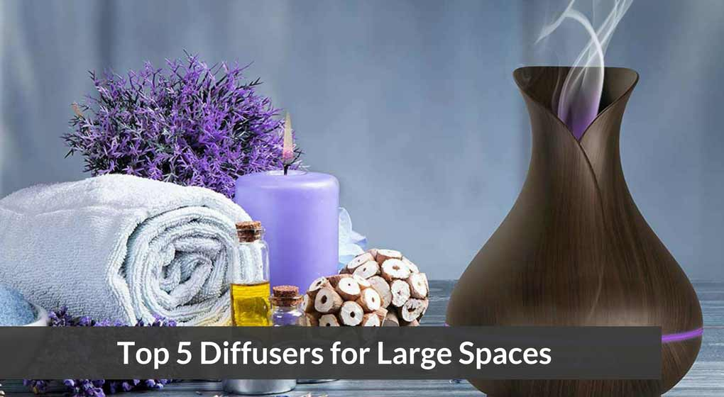 Top 5 Diffusers for Large Spaces