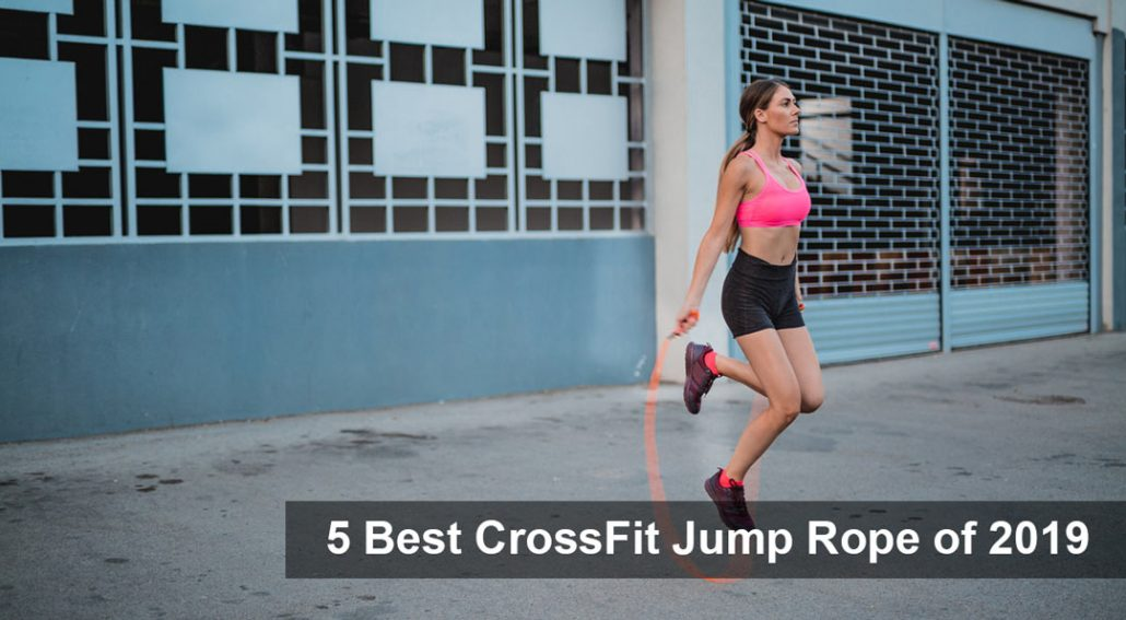 5 Best CrossFit Jump Rope of 2019