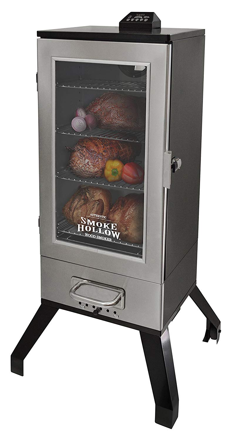 Smoke Hollow 3616DEWS 36-Inch Digital Electric Smoker with Window