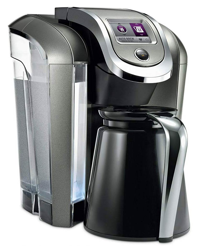 Main Features of Keurig K575 Coffee Maker