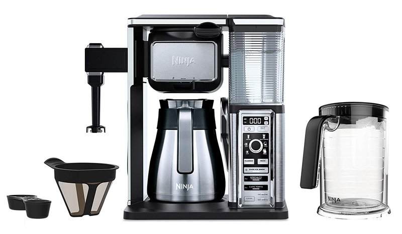 The Ninja Coffee Bar Auto-iQ Programmable Coffee maker
