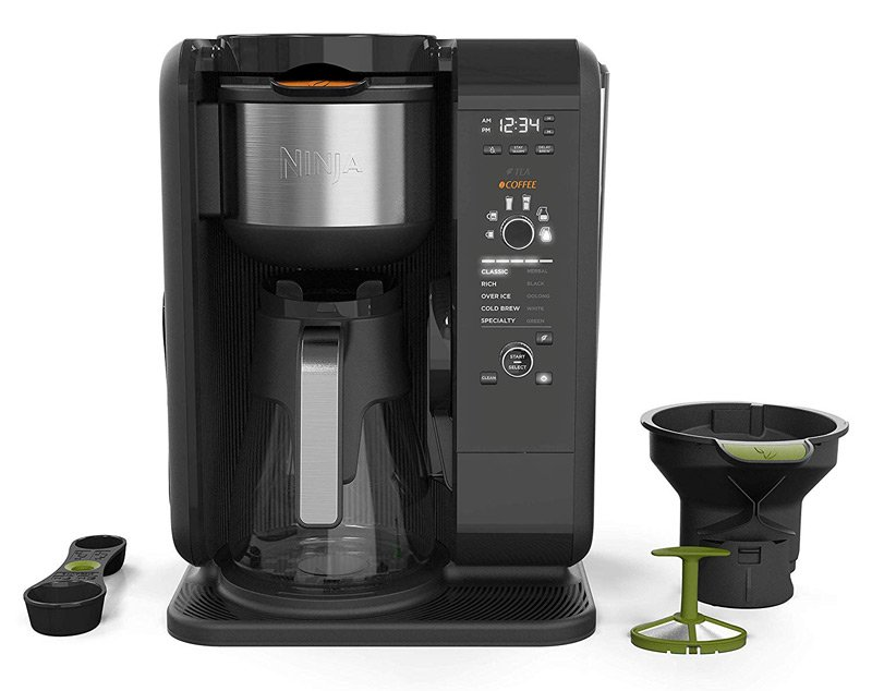 The Ninja Hot and Cold Brewed System Auto-iQ
