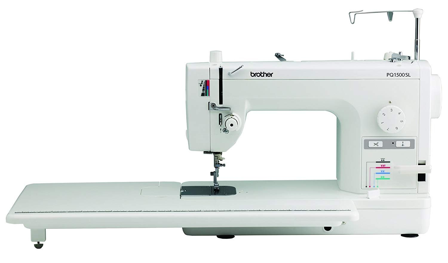 The Brother PQ1500SL Quilting and Sewing Machine