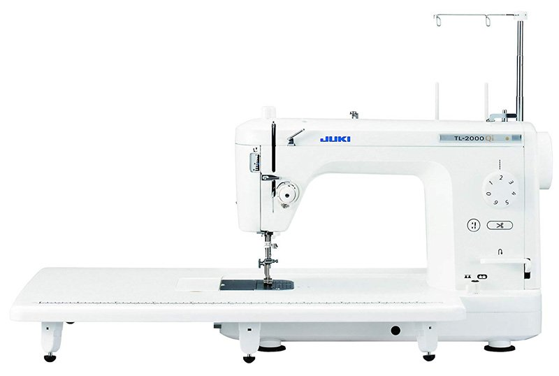The JUKI TL-2000QI Sewing and Quilting Machine