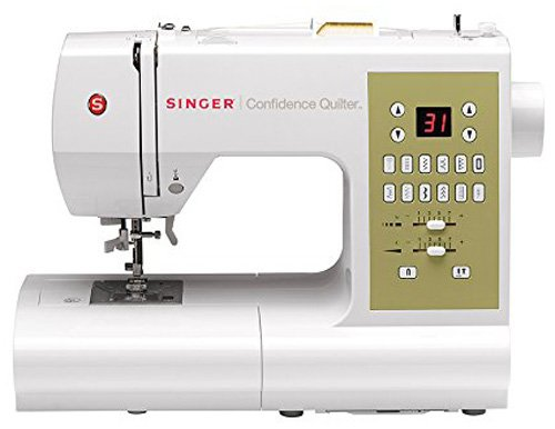 The Singer 7469Q Confidence Quilter