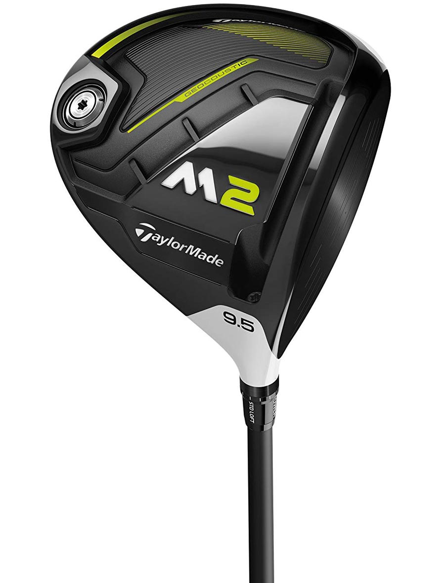 The 2017 TaylorMade M2