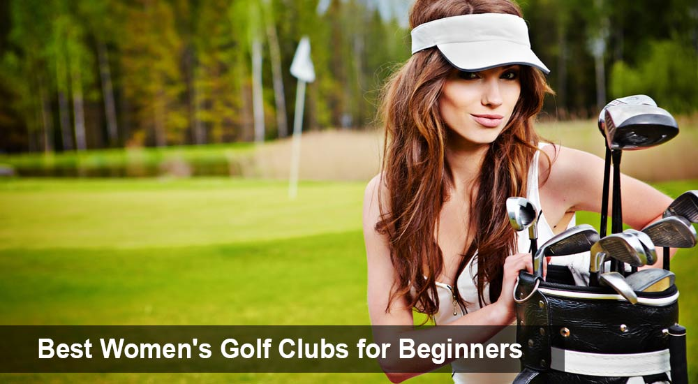 Best Women's Golf Clubs for Beginners