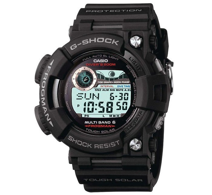 Casio Men's GWF1000 Frogman