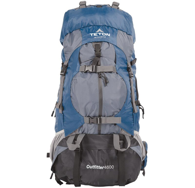 Teton Sports Ultralight Outfitter Backpack