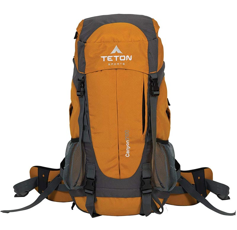 Teton Summit Sports Adventure Backpack