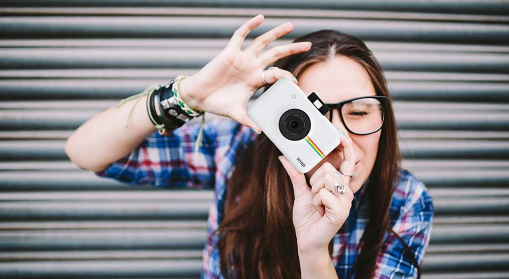 What to look for when buying a polaroid camera