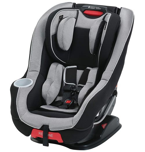 Graco Size4Me 65 Convertible Car Seat, Matrix