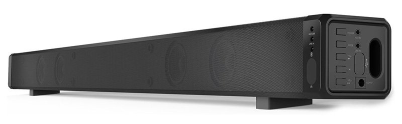 SoundPal SP603 37-Inch Wireless Audio 2.0 Channel Soundbar