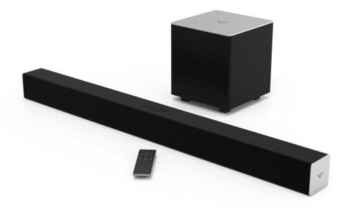 Vizio SB3821-C6 38 Inch Sound bar with Wireless Subwoofer