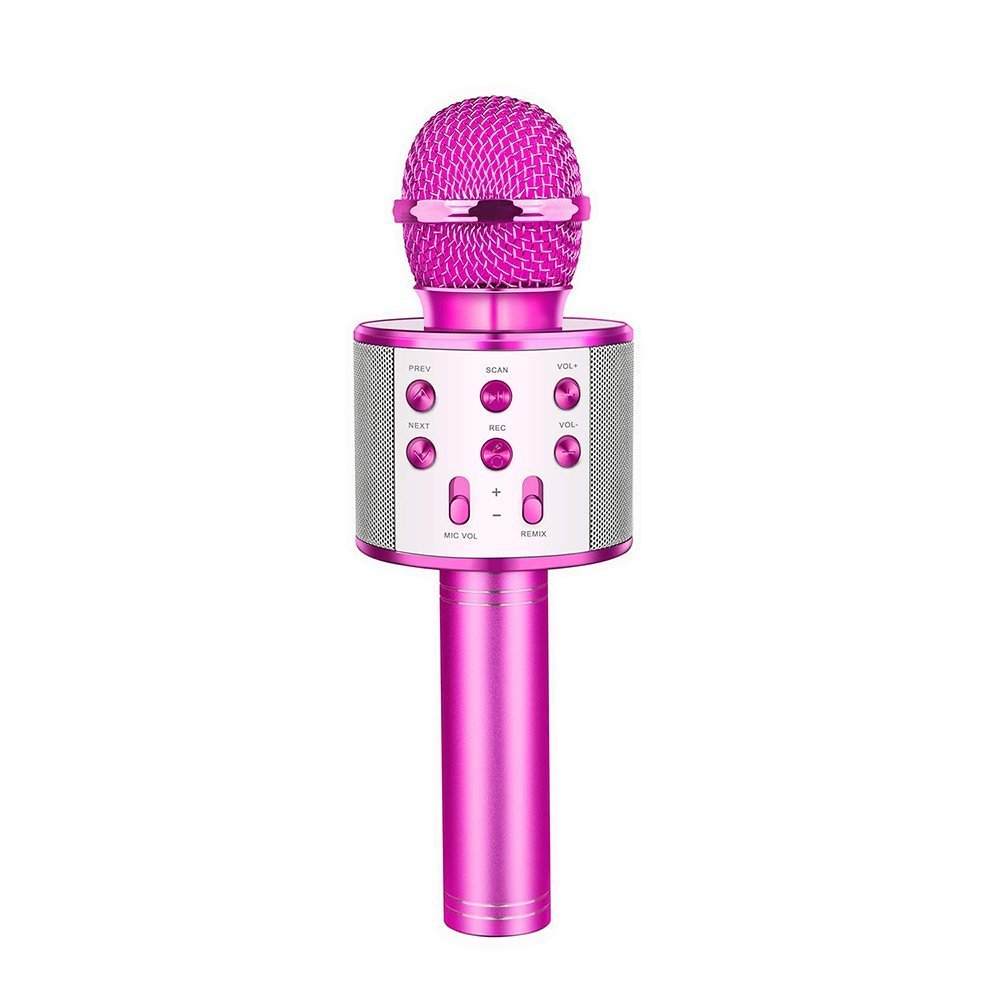 ATOPDREAM TOPTOY Wireless Bluetooth Karaoke Microphone