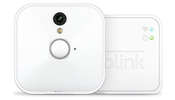 Blink Home Security Camera System with Motion Detection