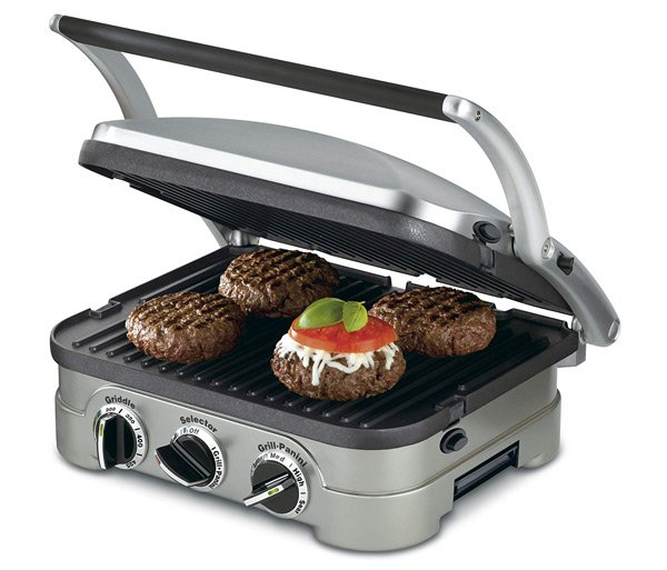 Cuisinart 5-in-1 Griddler, GR-4N