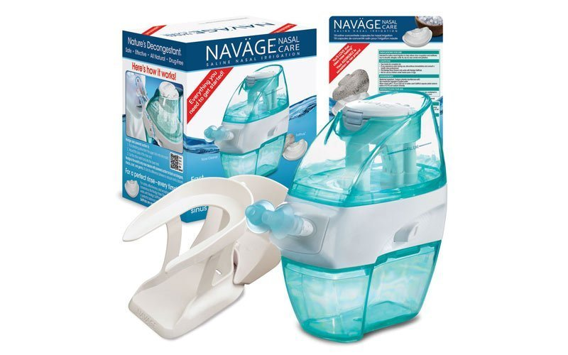 Navage Nasal Care Essentials Bundle